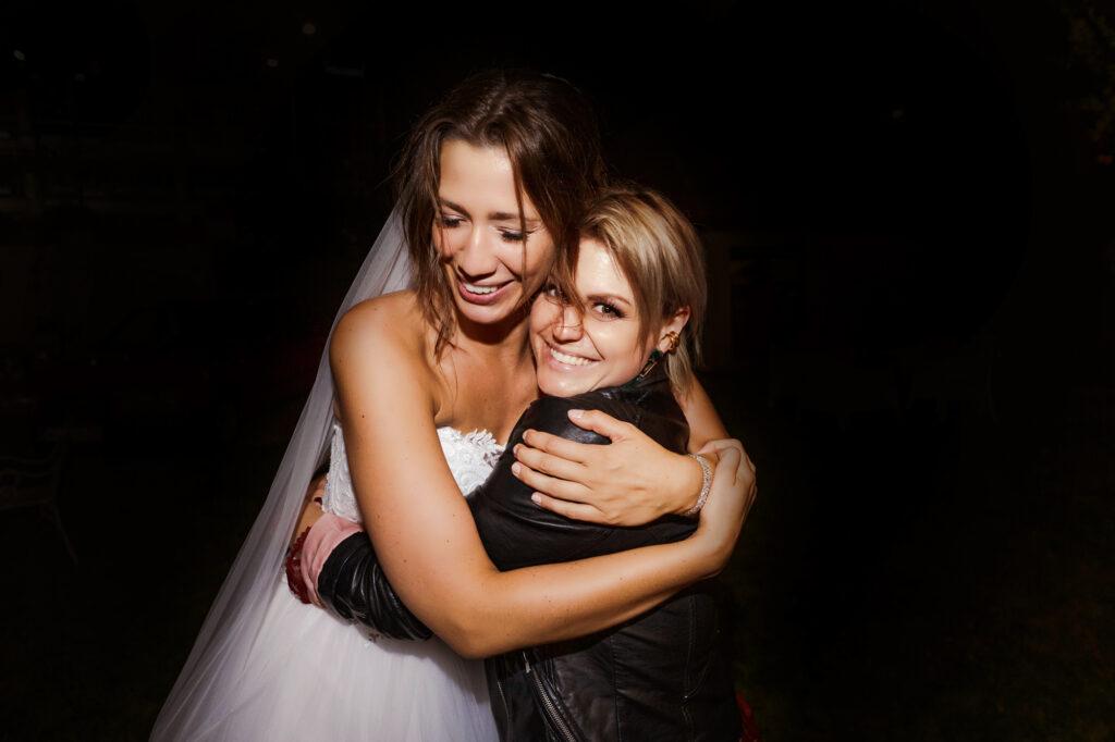 Panna Młoda i świadkowa, fotografia ślubna
